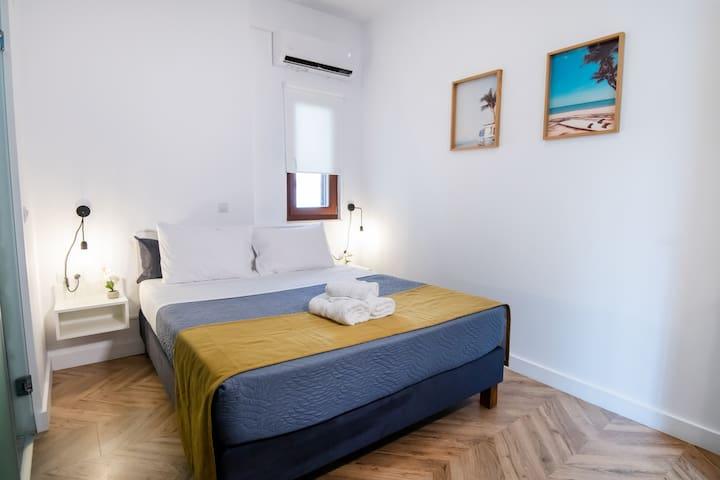 Double bedroom with ensuite bathroom...