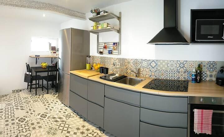 Superbe appartement rénové en centre ville !!!