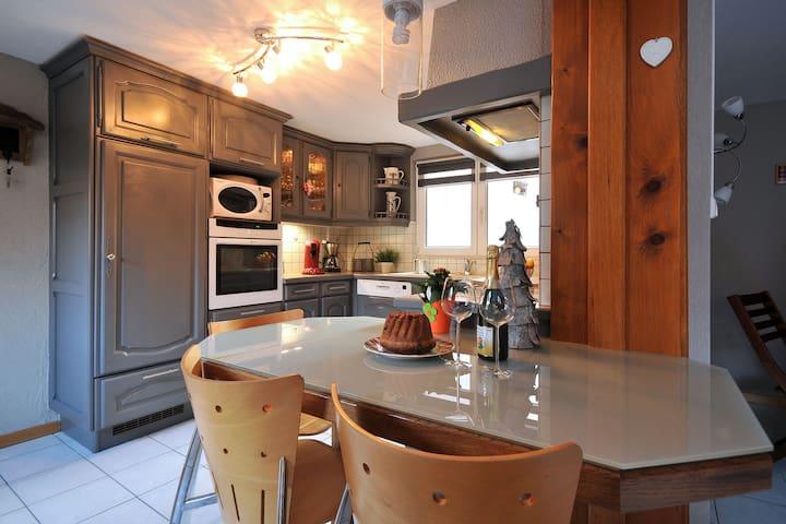 Spacieux appartement à EGUISHEIM - Eguisheim - Apartamento