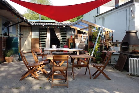 Quirky boutique hostel close to the Eden Project - Cornwall - 宿舍