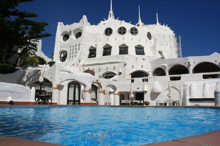 Apartamento en Club Hotel Casapueblo
