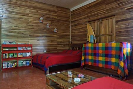 La casa Rica De Costa Rica