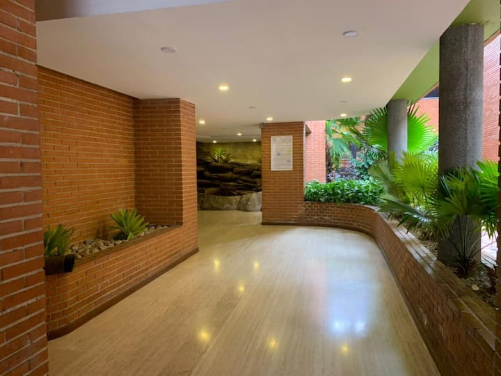 Executive Apartment with all services