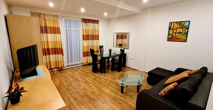 Vienna airport apartment & free parking & transfer