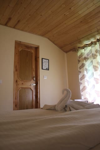 One of the 3 non balcony rooms