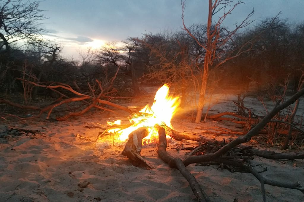 Bonfire Africa Adventure