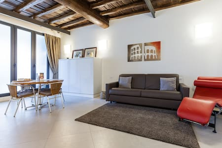 Maison Romana big loft, Rome Centre - Rom