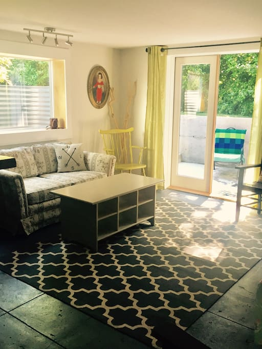 Amy 39 S Airbnb Private 2 Bedroom Apartment In City Apartments For Rent In Seattle Washington