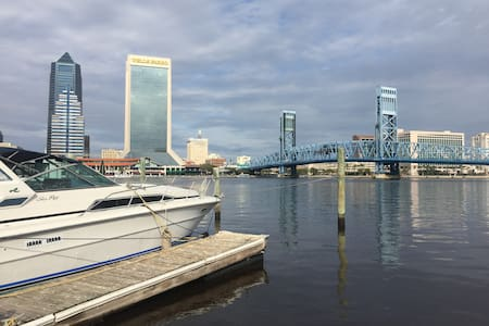 Yacht Downtown Jacksonville - Jacksonville - Boot