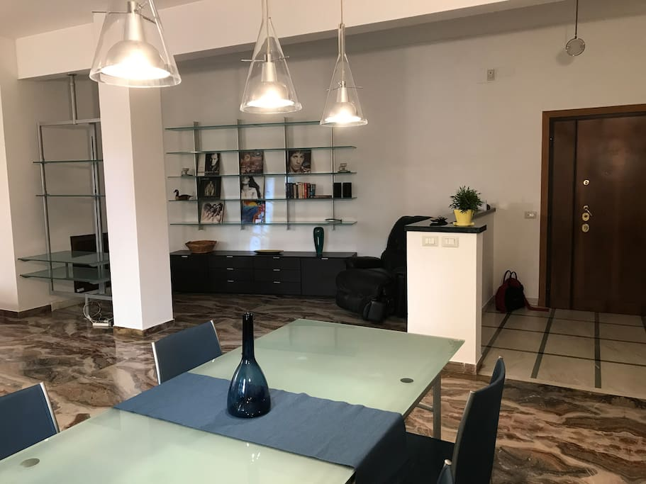 Living Room - Dining Table
