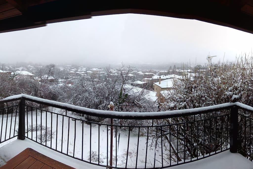 Βυτίνα, Δεκέμβριος 2017