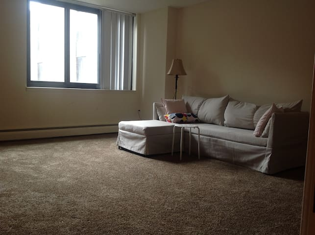 Simple and cosy 1 bedroom on the west bank UMN