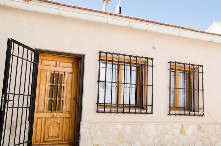 House in Don Quixote Route - Belmonte - Xalet