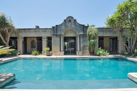 Private Cottage with Pool & Tennis - Brooklet - Dom