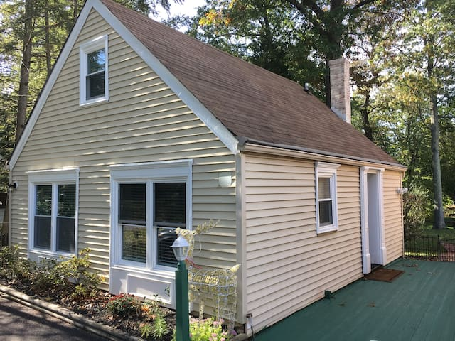 Private Two-level Detached In-law Suite - North Potomac - Huis