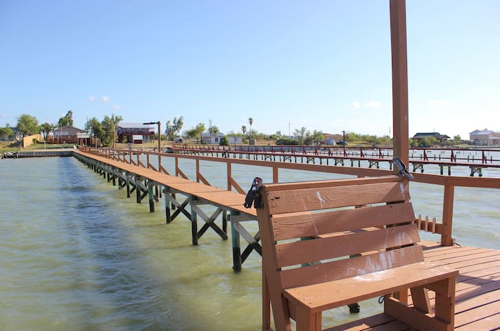 Forever Paradise - Beautiful! Private Pier!
