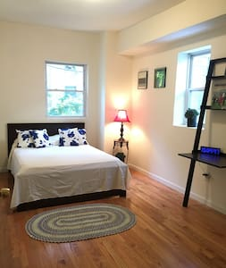 Cozy RM in Private Home with Backyard/Near Metro - Bronx - Ev