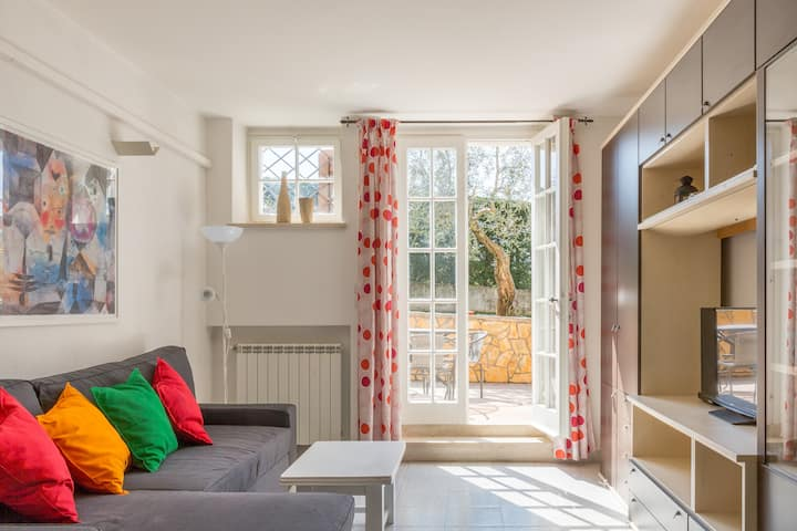 Lovely apartment on Lake Garda