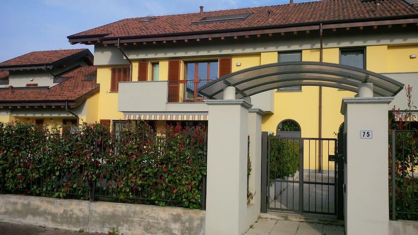Joli appartement dans le vert, à 25 km de Milan. - Usmate Velate - Квартира