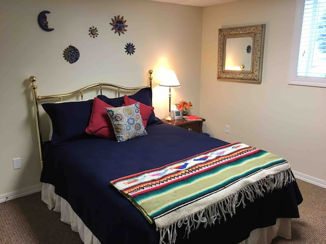 Mexico Bedroom in Home near Mina Lake