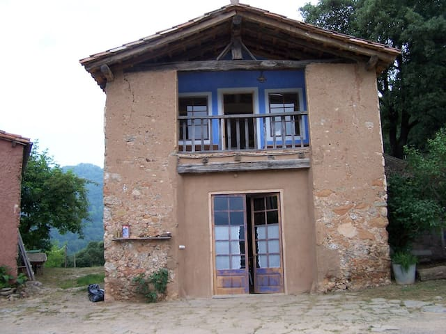 Cabana, antiguo pajar - La Pinya - Sommerhus/hytte
