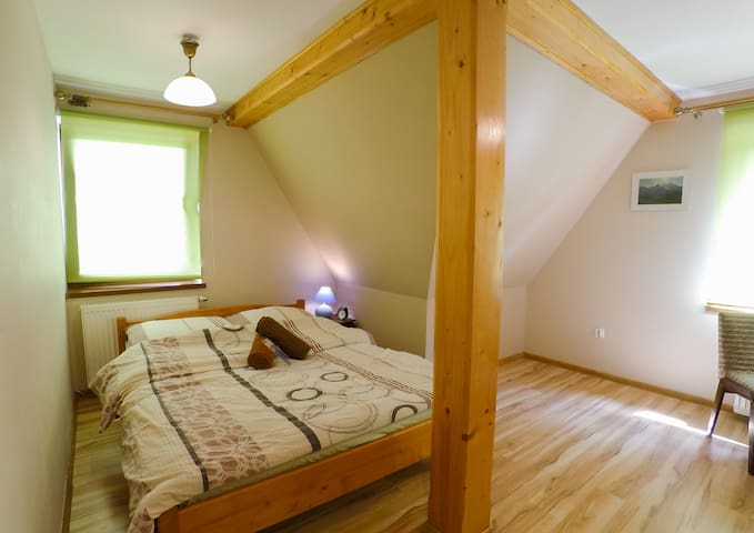 Base Camp 1! No 1 (2-persons) - Zakopane - Casa