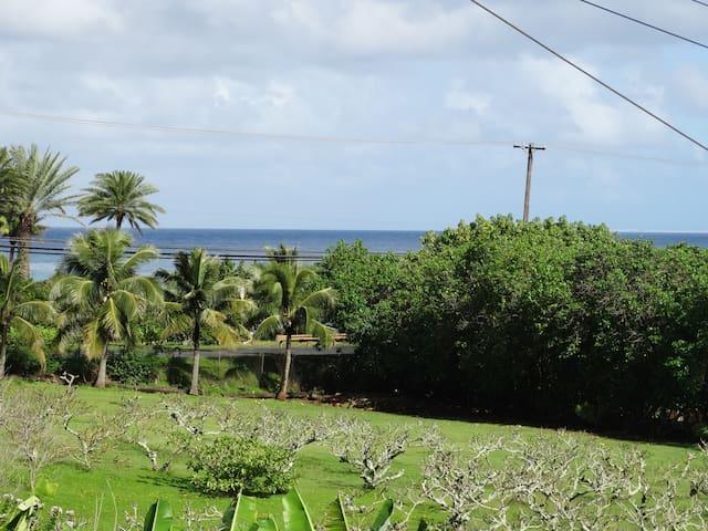 Plumeria Farm House at Sunset Beach - Haleiwa - Hus