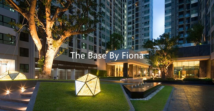 THE BASE Fiona/Warmly 2BedsRoom/English Service家庭房