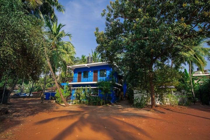 The Blue House - Garden