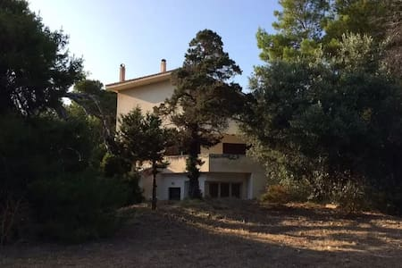 Villa With Huge Garden and a Sandy Beach Nearby - Rafina