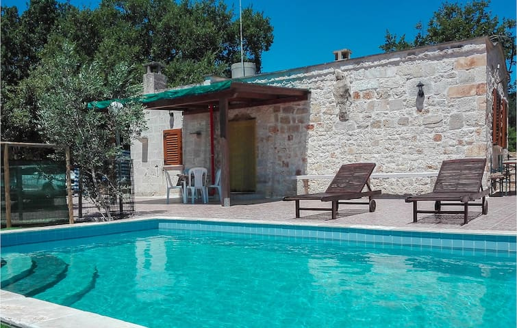 Holiday cottage with 1 bedroom on 50m² in San Vito dei Normanni