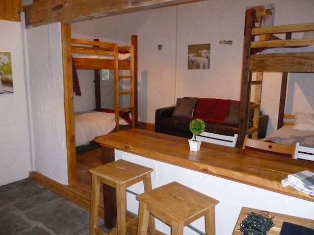 Wills Barn @ Fenns Farm Accommodation