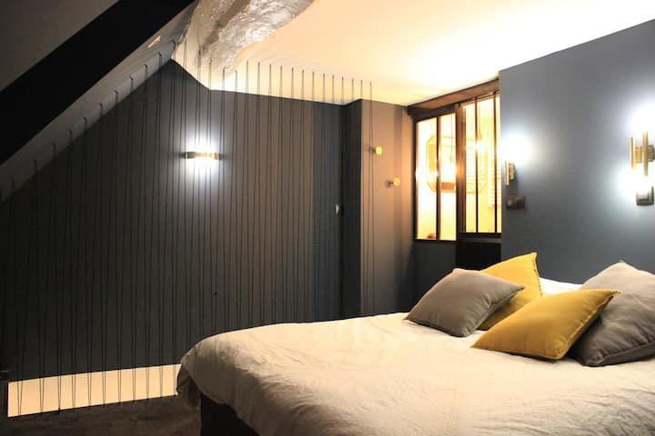 Les Parcelles, 2 bed 2 bathroom duplex