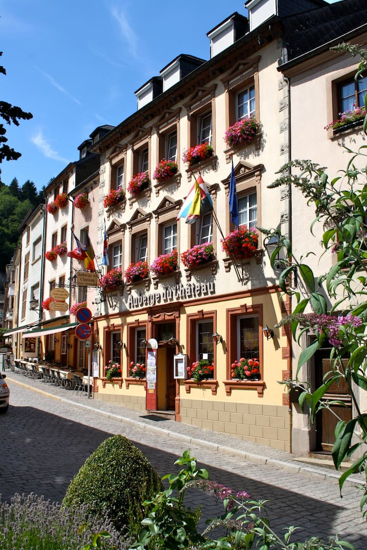 Auberge du Chateau - Doppelzimmer 3