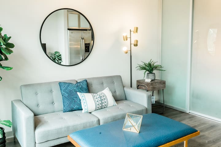 Charming Suite - Ideal location in The Gulch