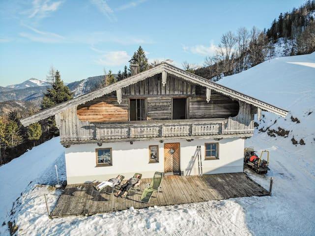 Scheibenwaldhütte