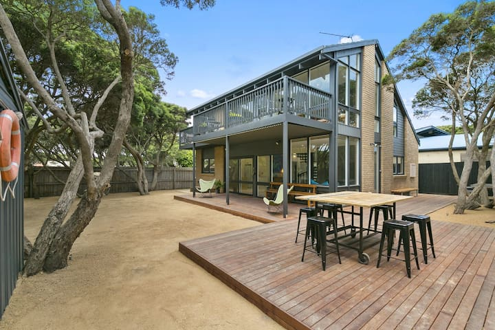 A1 LOCATION BY THE SEA - Anglesea