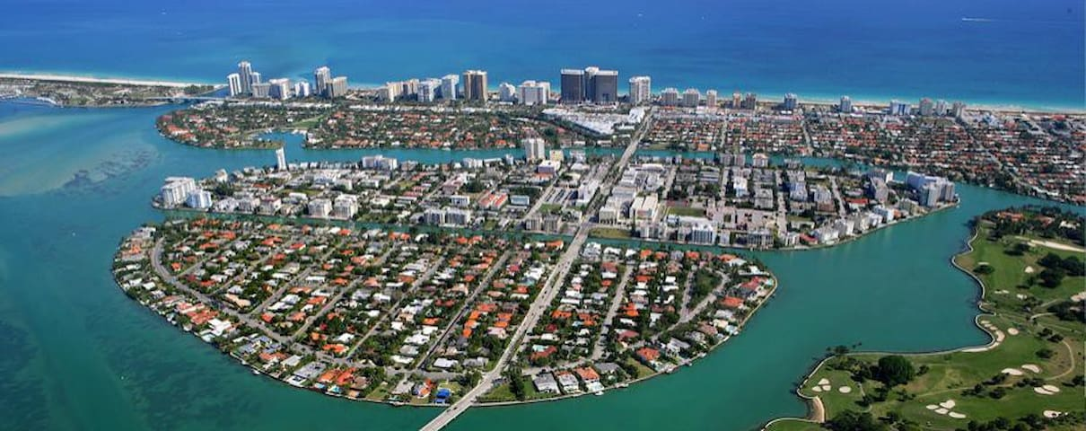 Charming Miami  Apartment/ Studio - Bay Harbor Islands - Apartament