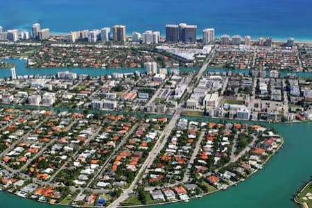 Charming Miami  Apartment/ Studio - Bay Harbor Islands