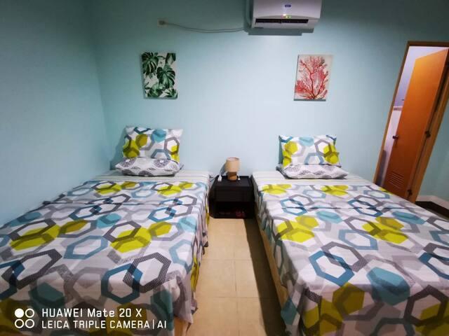 杜马盖地天琴座公寓3#(内窗房)Lyra's place 3#(Inner window room)