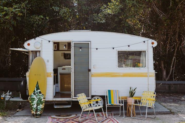 Betty the Caravan