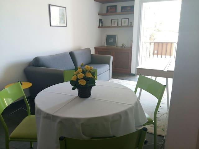 One room apartment close to Unicamp - Campinas - Daire