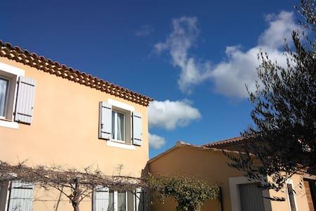 Maison avec piscine - Carpentras - Apartamento