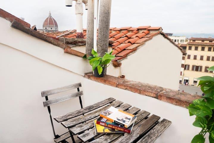 Santa Croce Spectacular Terrace