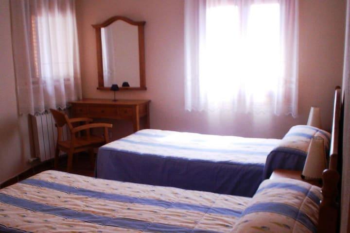 alquiler apartamento 2 - Sentís - Rumah