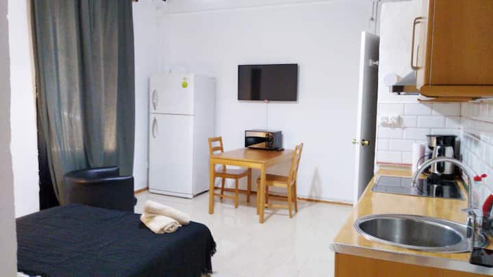 plaza cataluña balconies private apartment 2-4 pax