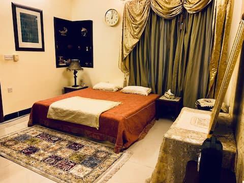 Cozy Room in Iraqi Style Villa located in Ankawa