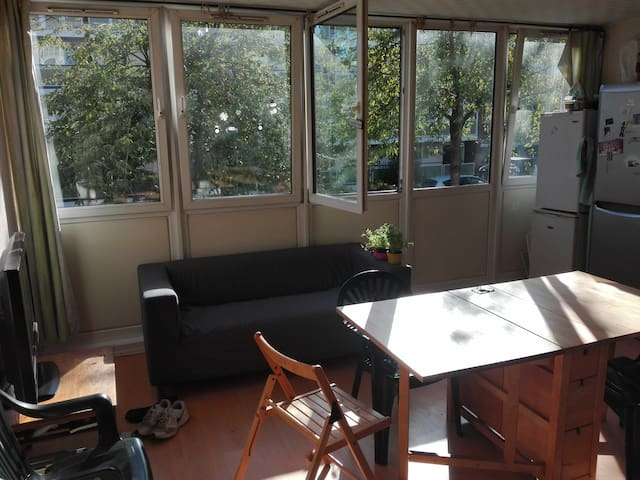Single Room in 3people House share - Londres