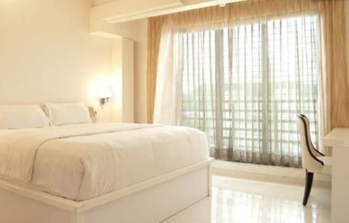 Stylish 2-Bed in CBD Belapur, Navi Mumbai
