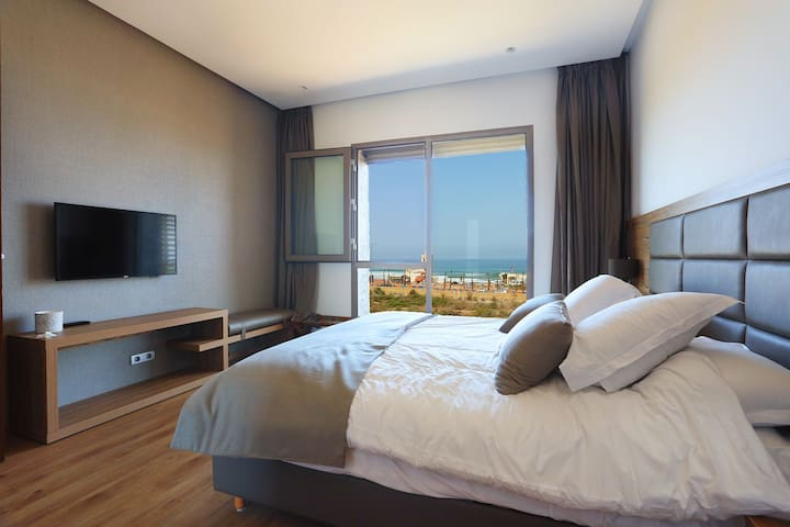 Best sea view in Casablanca.Modern top appartement